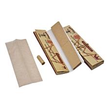 4 Booklets Hornet Cigarette Rolling Papers+Filter - Kingsize .