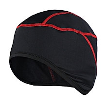 Thermal Fleece Winter Windproof Beanie Hat Cap Outdoor Sports Running Skiing Bike Bicycle Cycling Helmet Liner