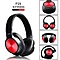 Wireless Metal Bluetooth 4.2 Headset Earphone  Luxury Version P29 - Red