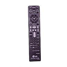 LG Home theatre Replacement Remote Control - Black