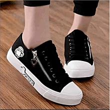Sneakers Lace Up Breathable Stylish