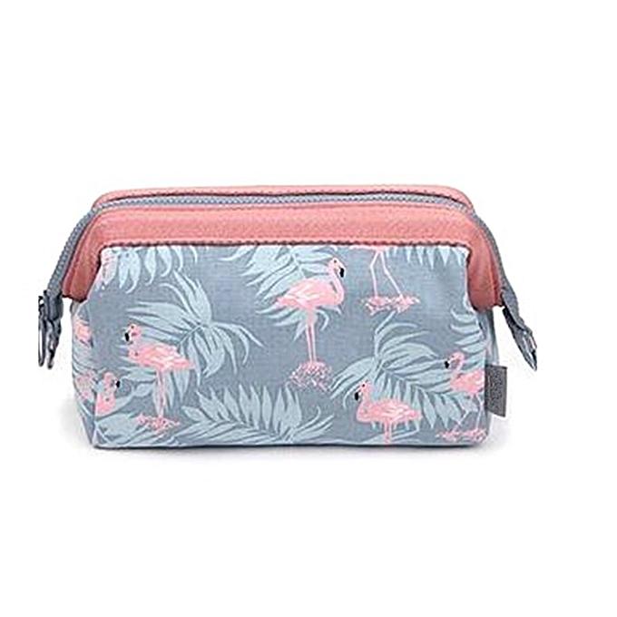 25ec6378329e New Arrive Cosmetic Bag Women Necessaire Make Up Bag Travel Waterproof  Portable Makeup Bag Toiletry Kits(1)