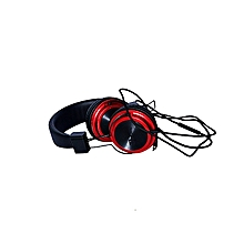 Boom Headphones - Black