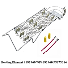Genuine Whirlpool Electric Dryer Heating Element 4391960 WP4391960 PS373014
