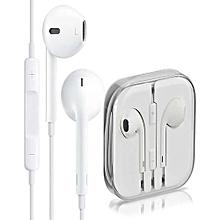 iPhone Earphones - White