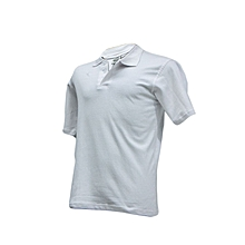 Polo T-Shirt Interlock Material- -