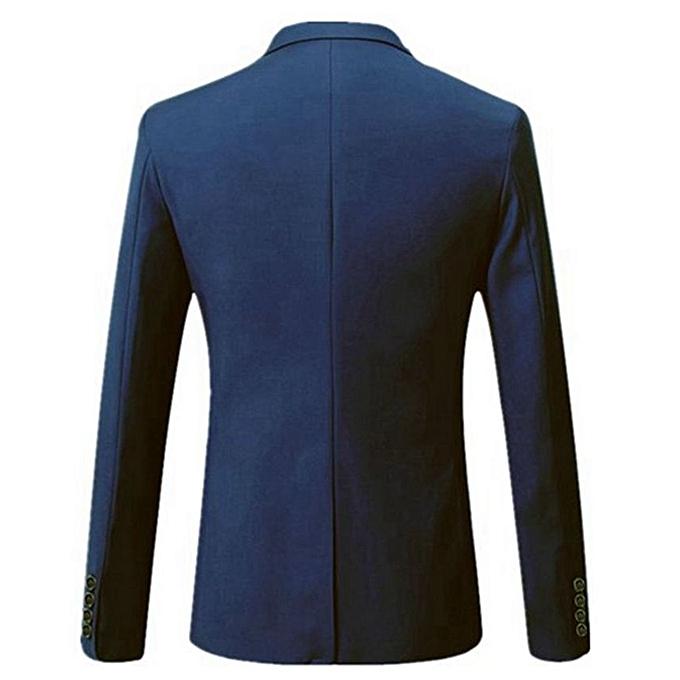 Blazers Jumia: Buy FASHION Men's Slim Fit Suit Blazer