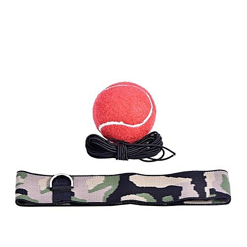 Generic  clearance Sale+ready Stock Boxing Punch Reflex Speed Training  Exercise Fight Ball With Head Band (3 ) 81d264a74c124