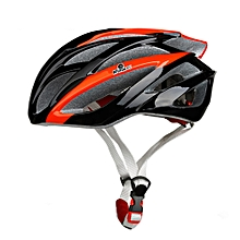 douajso Ultralight Bicycle Helmet Adjustable Bike Cycling Helmets with Light Size 57-61