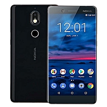 Nokia 7 4GB RAM 64GB ROM Qualcomm Snapdragon 630 2.2GHz Octa Core 5.2 Inch 2.5D IPS Corning Gorilla Glass FHD Screen Android 7.1 4G LTE Smartphone