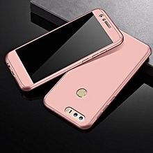 Ultra Thin Full Body Coverage Protection Soft PC Dual Layer Slim Fit Case with Tempered Glass Screen Protector for Huawei Honor 8   XXZ-Z