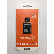 Memory Card - 8GB-ADVANCE