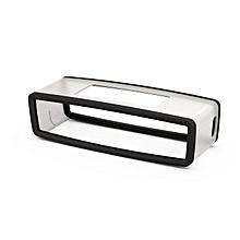 Travel Box Silicone Carry Case Bag for BOSE SoundLink Mini Bluetooth Speaker -Black
