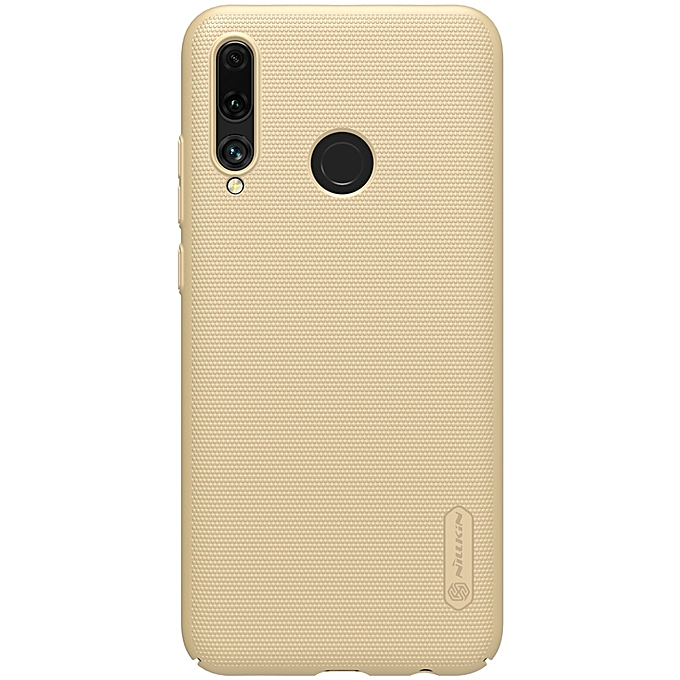 Nillkin Frosted Concave Convex Texture Pc Case For Huawei P Smart 2019 Enjoy 9sgold