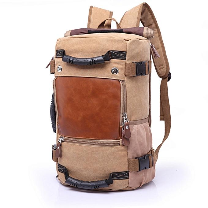 4c4274858e Generic Men Travel Backpack Male Luggage Shoulder Bag Laptop ...