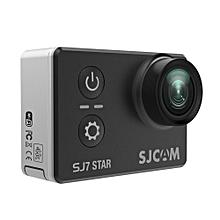 SJ7 STAR 4K WiFi Action Camera 2.0 inch Touch Screen 166 Degree FOV 12MP-BLACK