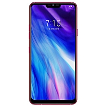 G7+ ThinQ Dual Sim 6.1-Inch IPS LCD (6GB, 128GB ROM) Android 8.0 Oreo, Dual 16MP + 16MP LTE Smartphone - Raspberry Rose