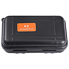 KZ PP Portable Earphones Accessory Box - Black