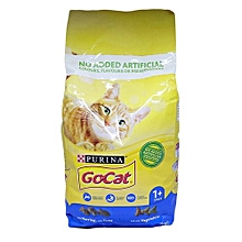 GoCat Food With Tuna Herring And Vegetable - 2Kg