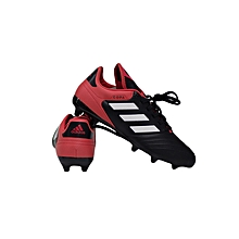 F/Ball Boots Copa 18.3 Fg Moulded Snr- Cp8957black/Lt Red- 7