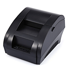 ZJ - 5890K Mini 58mm POS Receipt Thermal Printer Low noise