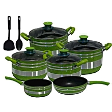 12 piece cooking pot Yitong Quality