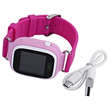 Children Touch Screen Smart Watches GPS Positioning Call Waterproof Wristwatch