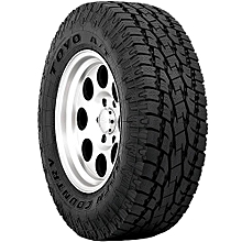 215/70R16 Open Country AT