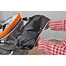 Waterproof Hand Warmer Glove Baby Stroller Pushchair Cart Mitten Hand Muffs