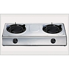 Two Infra-Red Gas Burner for faster cooking with Less Gas