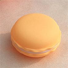 Headphone Mini Earphone SD Card Macarons Bag Storage Box Case Carrying Pouch YE-yellow