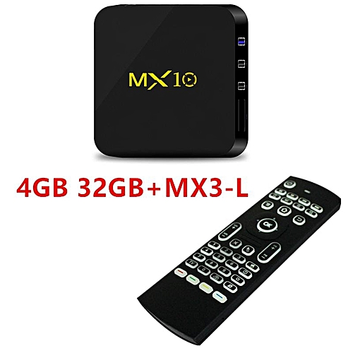 🏆 Mx10 android box | 2017 MX10 4K Android TV Box  2019-05-24