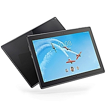 Tab 4 Plus X704F 10.1-inch (4GB, 64GB ROM) Android 7.1 Nougat, 7000mAh, 8MP + 5MP, Tablet PC - Black