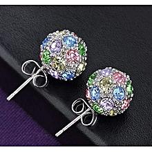 Silver Earring Studs