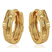 Gold Earring Loops
