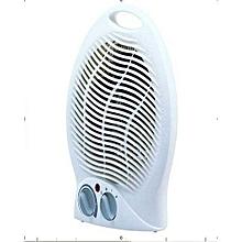 Room Fan Heater-JL NIVA {Model FH-04} - White.
