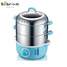 Bear DZG-240GA Electric Steamer Electric Double Layer Stainless Electric Capacity