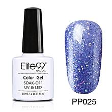 10ml UV/LED Gel Nail polish-Purple series (PP025)