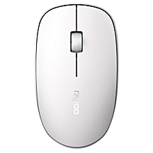 Rapoo M200 1300DPI Multi-Mode Bluetooth 3.0/4.0 2.4GHz Wireless Optical Mouse for Laptops Tablets Black/White/Blue/Pink