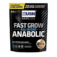 Fast Grow Anabolic 1Kg (2.2 lbs)Chocolate Peanut Butter