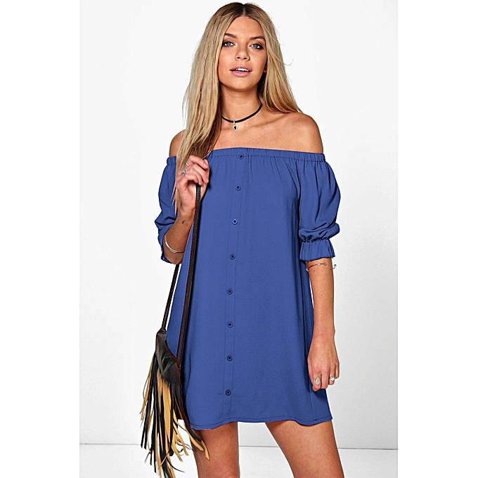 40f8f65de9e Woman Beach Dress Party Girls Short Dress T Shirt Bohemian Casual Body Off  Shoulder Ladies Summer