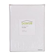 Duvet Cover - Double - 200cm x 200cm - 144 Polycotton - Natural