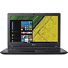 "Aspire 3 - Intel Celeron N3060 -  15.6"" HD - 4 GB RAM- 500 GB HDD - Windows 10 Home -  Black"