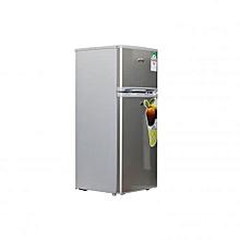 SGR-175HS - Refrigerator Double Door - Direct Cool Fridge - 175 Litres - 6.1Cu.Ft – Silver.