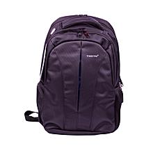 "T- B3105- Tigernu Anti Theft Backpack Splash Proof & Scratch Resistant Nylon 15.6"" Laptop Backpack - Black + Blue"