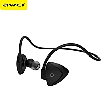 AWEI A840BL Waterproof Bluetooth Earphones Wireless Earbuds With Mic Stereo Headset Fone de ouvido Auriculares Ecouteur JY-M