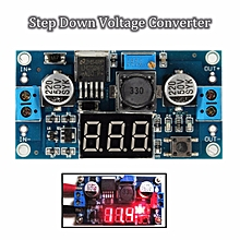 1PC LM2596 Step Up/Down DC-DC Converter Power Module With Digital Display New