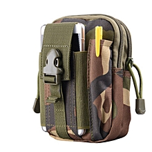 Universal Outdoor Tactical Military Waist Belt Bag Waterproof Phone Pouch Bag