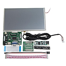 "9"" LCD Touch Screen + HDMI/VGA Driver Board for Raspberry Pi"