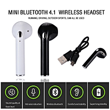 Bluetooth Earphone Wireless Earphone Mini In-Ear DC 5V Music Play Phonecall Headset Rechargeable Sweatproof
